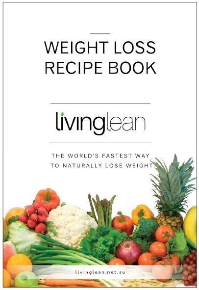 Weight Loss Recipe' ebook