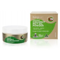 Organic Coconut MCT Oil Powder (100g)