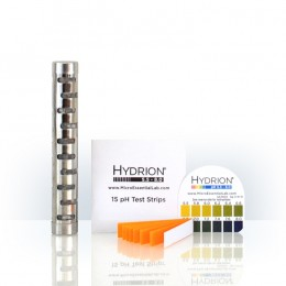 Living Lean Water Wand & pH Strips
