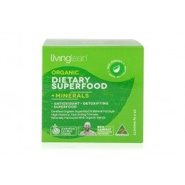 Organic Dietary Superfood + Minerals